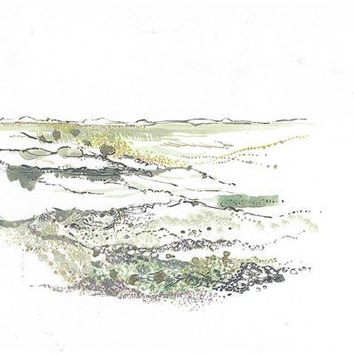 Tankwa Landscape I, Annie le Roux