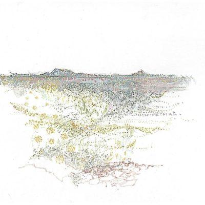 Tankwa Landscape III, Annie le Roux