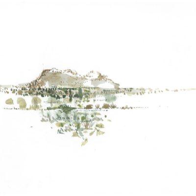 Tankwa Landscape IV, Annie le Roux