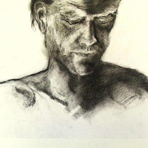 Portrait by Annie le Roux