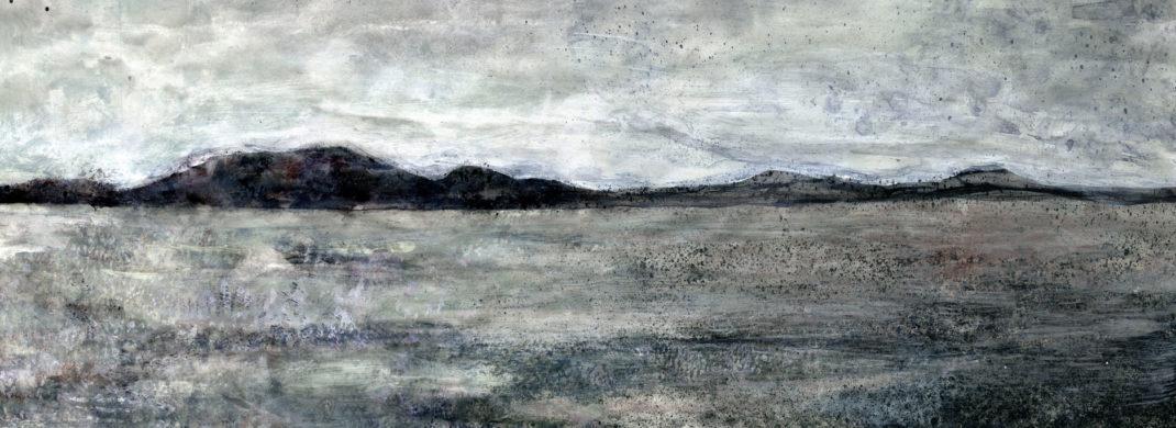 Landscape art by Annie le Roux